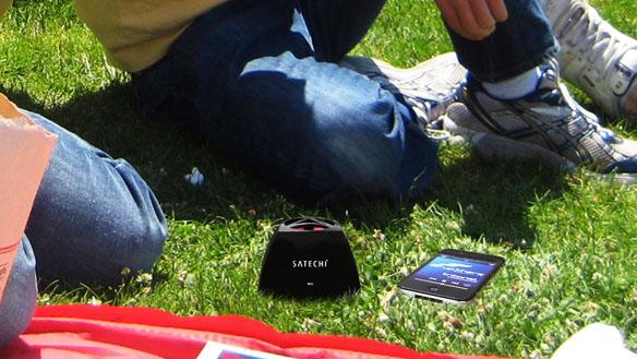 Swift Bluetooth Speaker