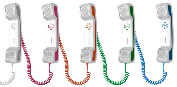 Swissvoice ePure corded handset
