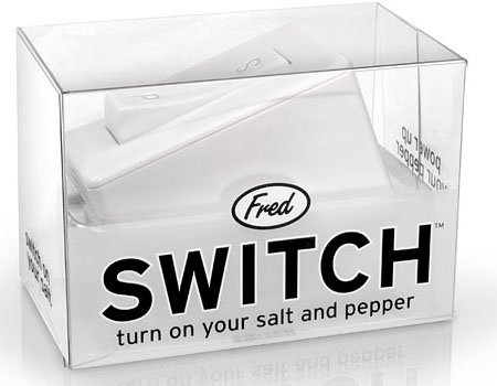 Switch Between Salt and Pepper Shaker