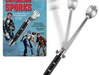 Switchblade Spork