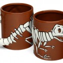 T-Rex Fossil Mug