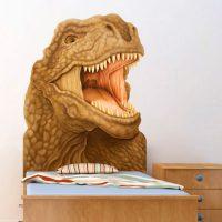 T-Rex Headboard