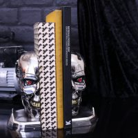 T2 Terminator T-800 Book Ends