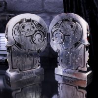 T2 Terminator T-800 Bookends