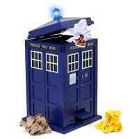 TARDIS Pedal Trash Bin