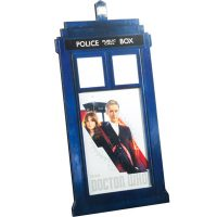 TARDIS Photo Frame