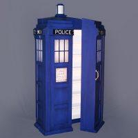 TARDIS Shelving System