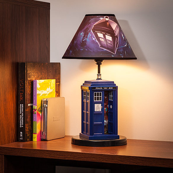 TARDIS Table Lamp