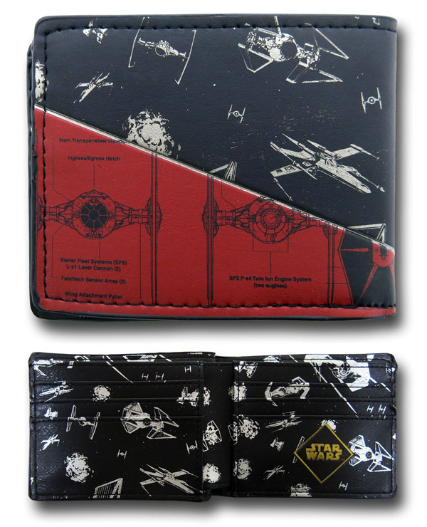 TIE Fighter Wallet