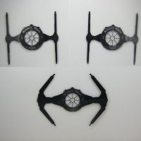 TIE Fighters Vinyl Wall Hangings