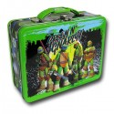 TMNT Green Tin Lunchbox