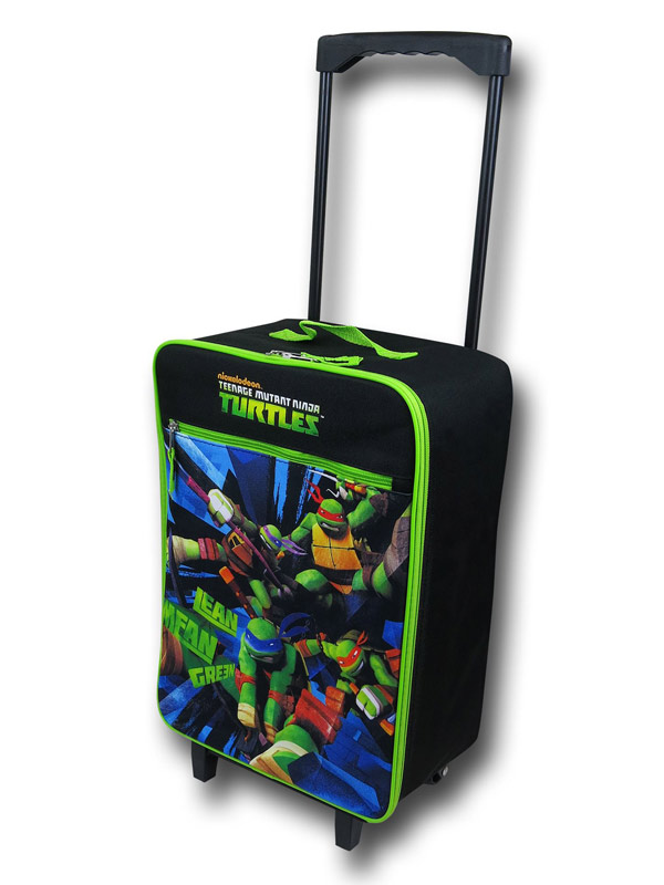 TMNT Kids Luggage Bag