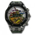 TMNT Light Up Bezel Kids Watch