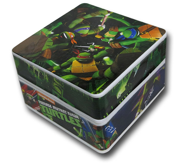 TMNT Light Up Watch
