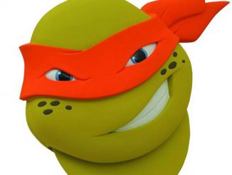 TMNT Michelangelo Pizza Cutter