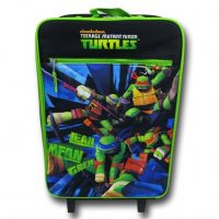 TMNT Rectangular Kids Luggage Bag