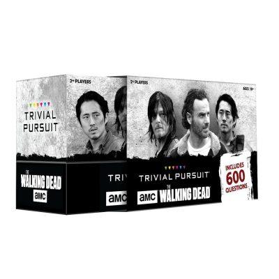TRIVIAL PURSUIT AMC The Walking Dead