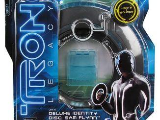 TRON Legacy Sam Flynn Deluxe Identity Disc Replica