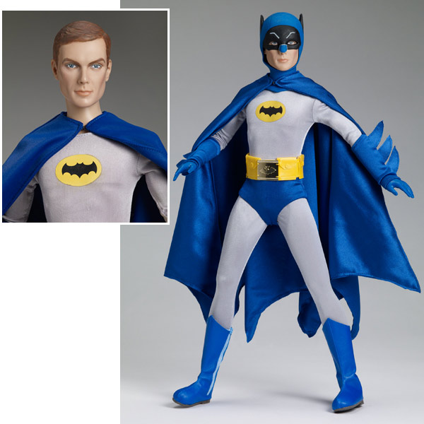 TV Series Batman DC Stars Tonner Doll