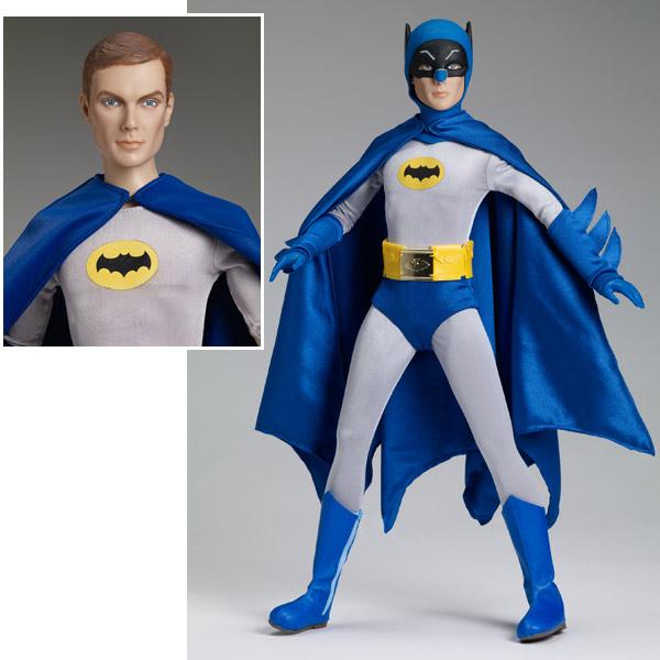 TV Series Batman DC Stars Tonner Doll