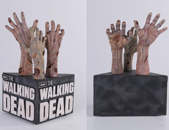 TWD Bookend