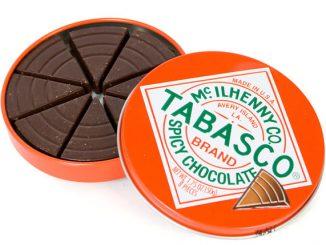 Tabasco Spicy Chocolates