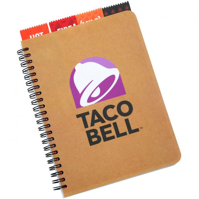 Taco Bell Sauces Tab Journal