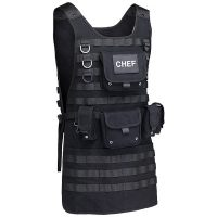 Tactical Backyard BBQ Apron