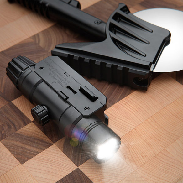 Tactical Pizza Cutter