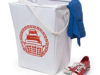 Take Out Box Laundry Hamper