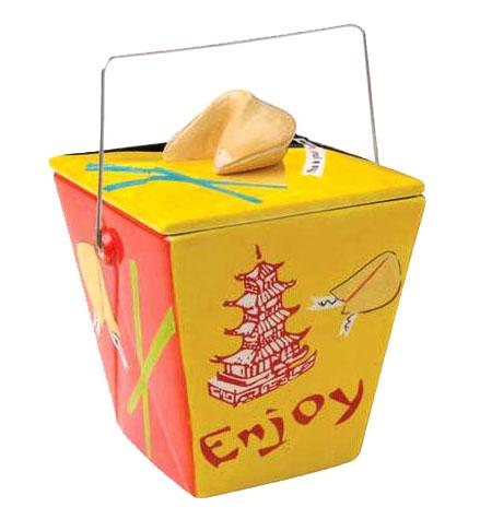 Chinese Food Box Apartment
