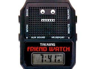 Talking Watch Best Friend