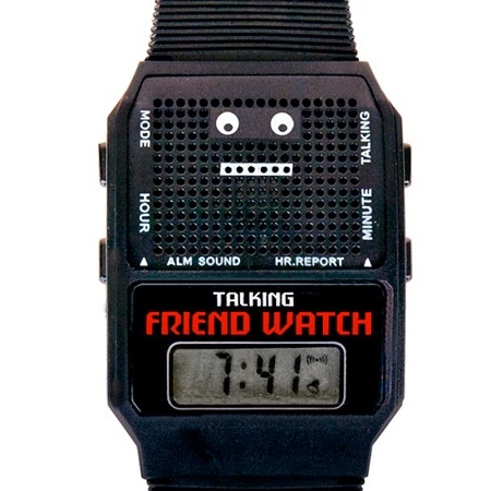 Talking Watch Best Friend