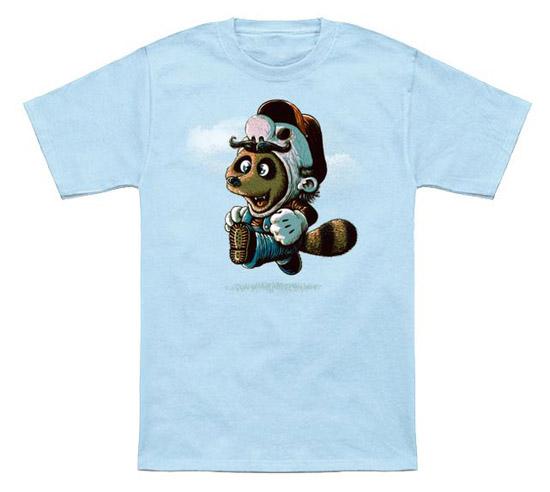 Tanuki Revenge T-Shirt