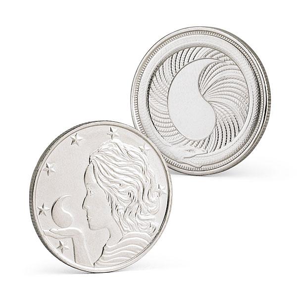 Tar Valon Mark Coin