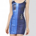 Tardis Police Box Dress