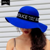 Tardis Police Box Floppy Hat
