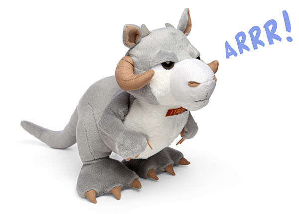 Tauntaun 12 Inch Talking Plush