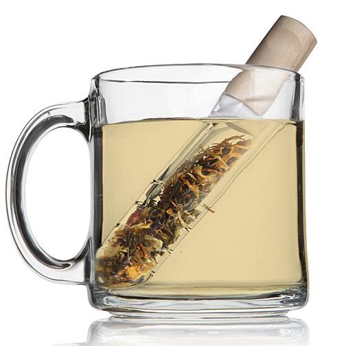 Teatube Test Tube Tea Infuser