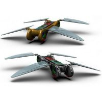 Techject UAV Robot Dragonfly