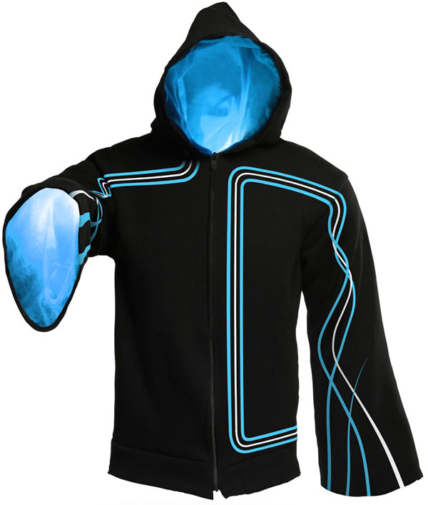 Technomancer Digital Wizard Hoodie