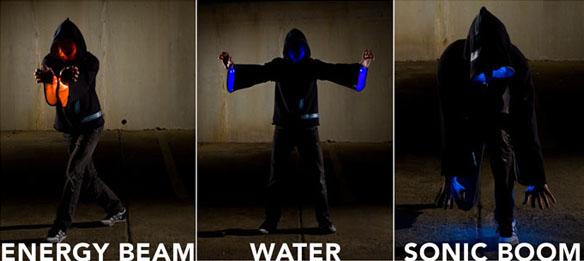Technomancer Digital Wizard Sweatshirt