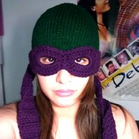 Teenage Mutant Ninja Turtles Convertible Beanie
