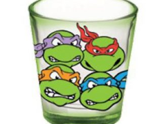 Teenage Mutant Ninja Turtles Group Oversized Shot Glass