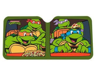 Teenage Mutant Ninja Turtles Group Pizza Sun Shade