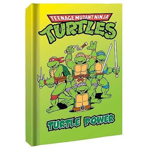 Teenage Mutant Ninja Turtles Hardcover Journal