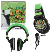 Teenage Mutant Ninja Turtles Headphones