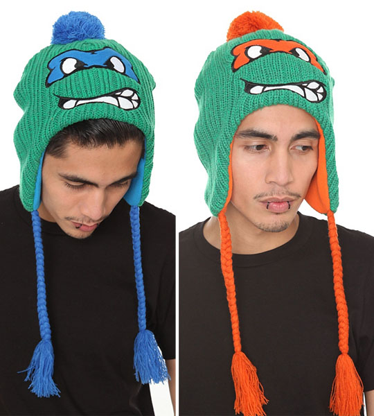 Teenage Mutant Ninja Turtles Peruvian Beanie