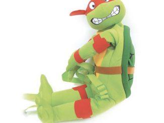 Teenage Mutant Ninja Turtles Raphael Backpack Buddy