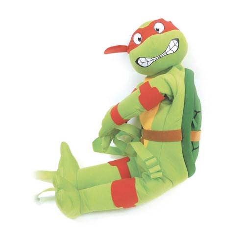 Teenage Mutant Ninja Turtles Raphael Backpack Buddy